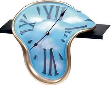 часы Дали
