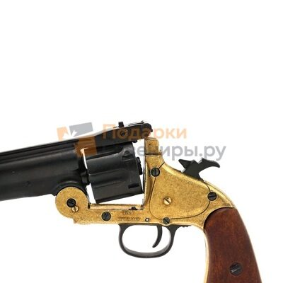 револьвер смит вессон (Smith & Wesson)-2